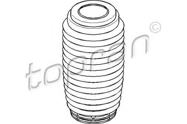Пыльник амортизатора HANS PRIES/TOPRAN 301 570