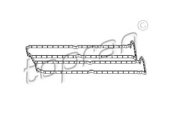 Прокладка клапанной крышки HANS PRIES/TOPRAN 302 276