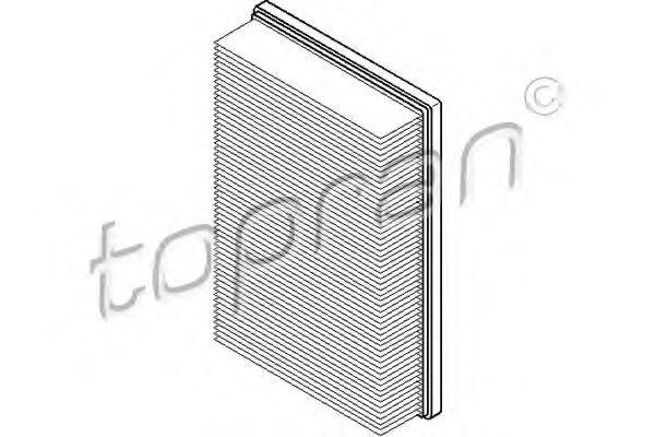 Фильтр воздушный HANS PRIES/TOPRAN 301659