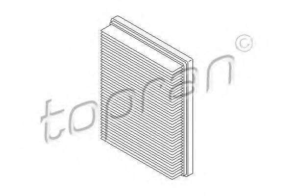 Фильтр воздушный HANS PRIES/TOPRAN 302 124