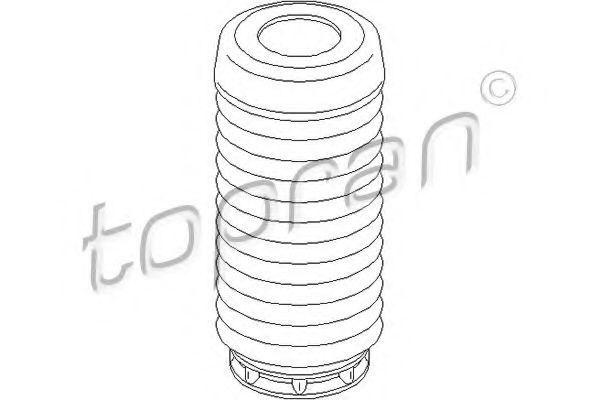 Пыльник амортизатора HANS PRIES/TOPRAN 302 209