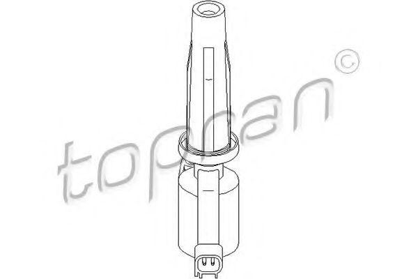 Катушка зажигания HANS PRIES/TOPRAN 302 726