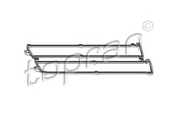 Прокладка клапанной крышки HANS PRIES/TOPRAN 302350