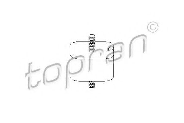 Опора двигателя HANS PRIES/TOPRAN 300 302