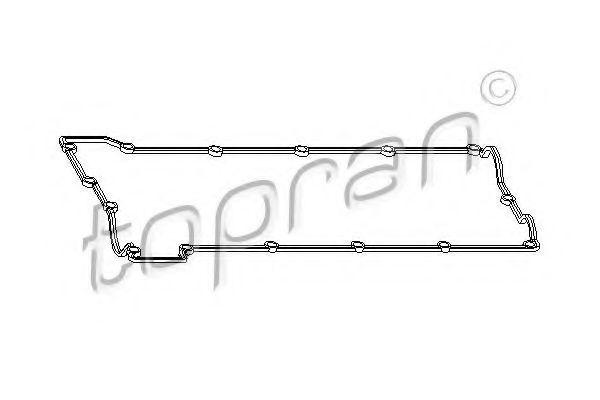 Прокладка клапанной крышки HANS PRIES/TOPRAN 300432