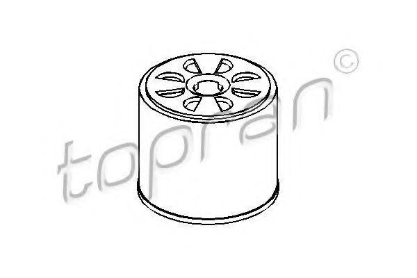 Фильтр топливный HANS PRIES/TOPRAN 301524