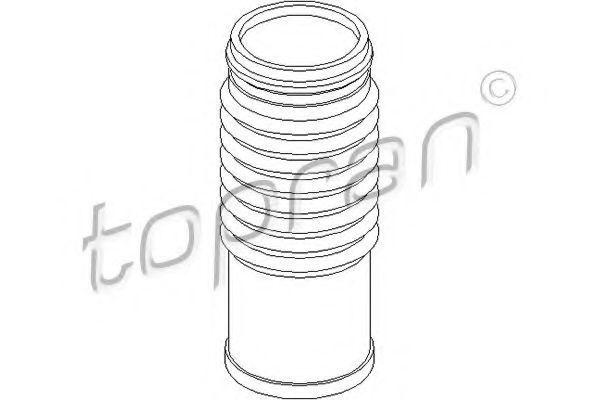 Пыльник амортизатора HANS PRIES/TOPRAN 301 569