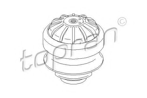 Опора двигателя HANS PRIES/TOPRAN 400 022