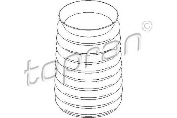Пыльник амортизатора HANS PRIES/TOPRAN 401528