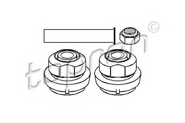 Ремкомплект рычага подвески переднего HANS PRIES/TOPRAN 400 121