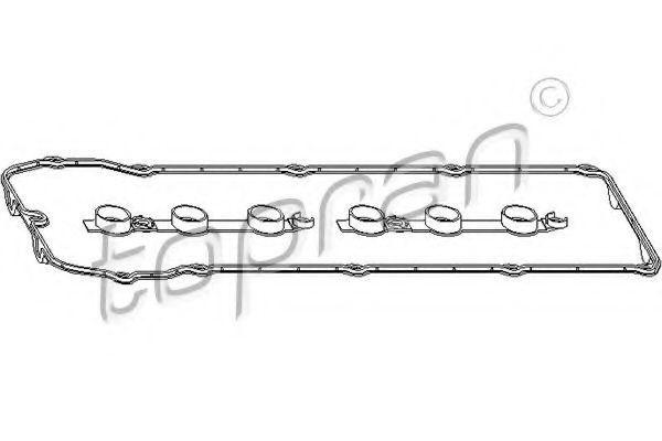 Прокладки клапанной крышки HANS PRIES/TOPRAN 501 250
