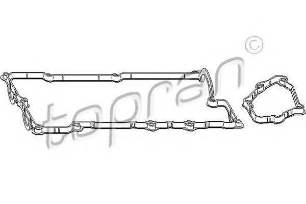 Прокладки клапанной крышки HANS PRIES/TOPRAN 501252