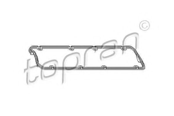 Прокладка клапанной крышки HANS PRIES/TOPRAN 500 854