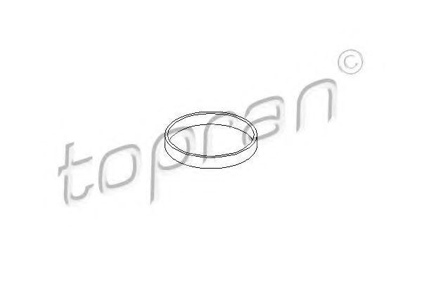 Прокладка клапана возврата ОГ HANS PRIES/TOPRAN 500833