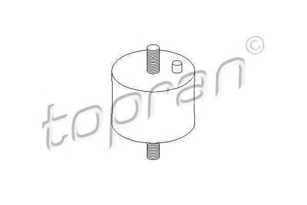 Опора двигателя HANS PRIES/TOPRAN 500 002