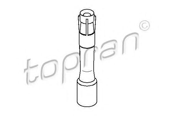 Вилка, свеча зажигания HANS PRIES/TOPRAN 501554