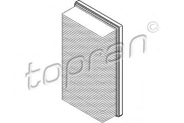 Фильтр воздушный HANS PRIES/TOPRAN 500 231