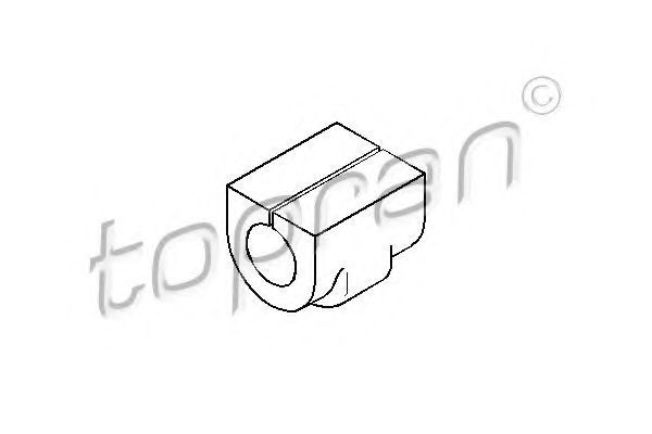 Втулка стабилизатора HANS PRIES/TOPRAN 500 330