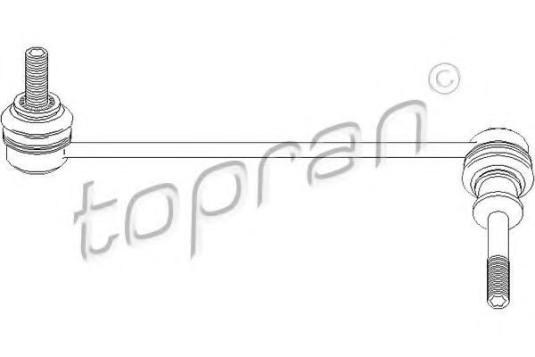 Стойка стабилизатора HANS PRIES/TOPRAN 501490
