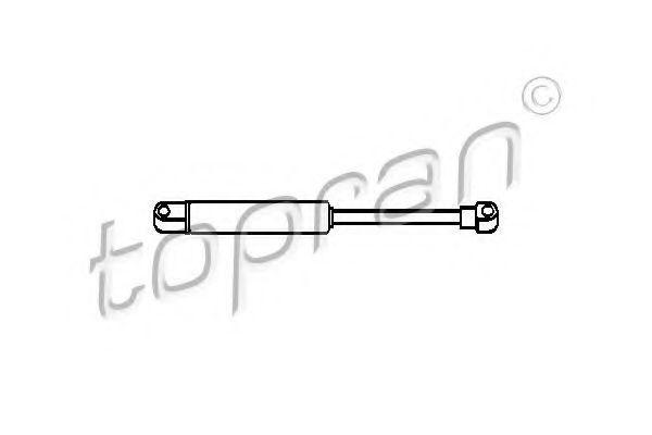 Амортизатор капота HANS PRIES/TOPRAN 500 405