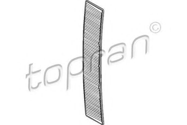 Фильтр салона HANS PRIES/TOPRAN 500220