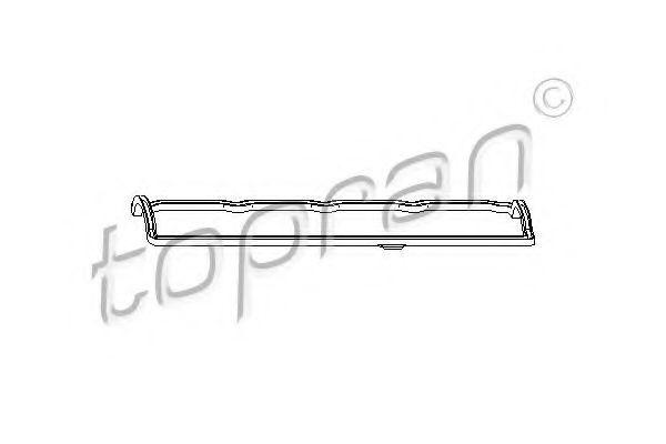 Прокладка клапанной крышки HANS PRIES/TOPRAN 700 135
