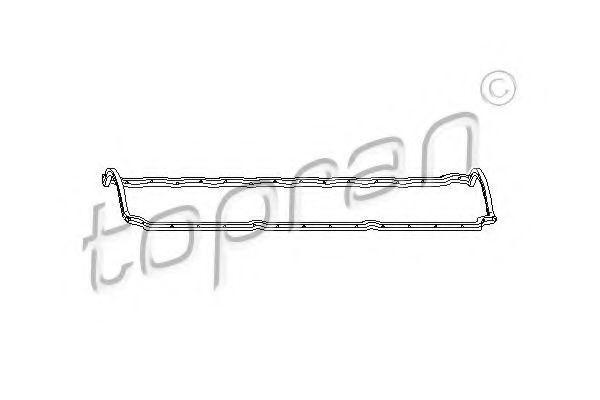 Прокладка клапанной крышки HANS PRIES/TOPRAN 700562