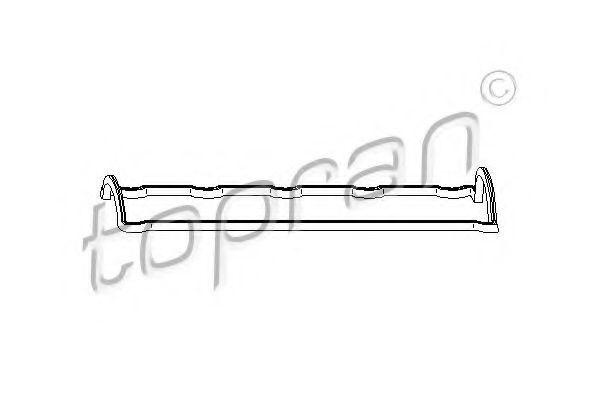 Прокладка клапанной крышки HANS PRIES/TOPRAN 720 105