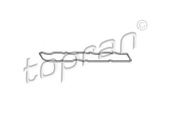 Прокладка клапанной крышки HANS PRIES/TOPRAN 721 036