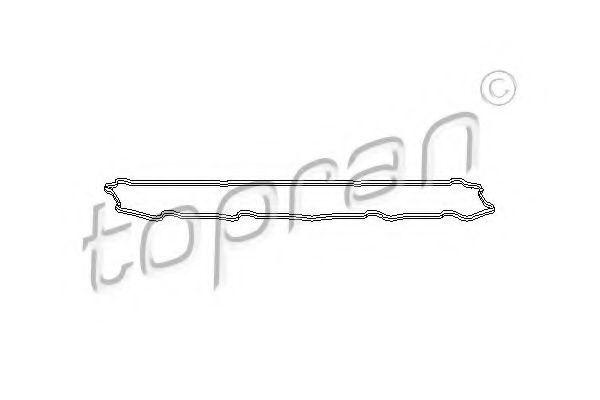 Прокладка клапанной крышки HANS PRIES/TOPRAN 721123