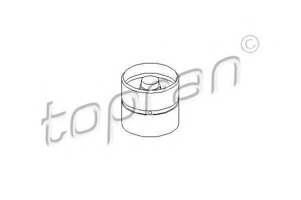 Толкатель клапана HANS PRIES/TOPRAN 720156