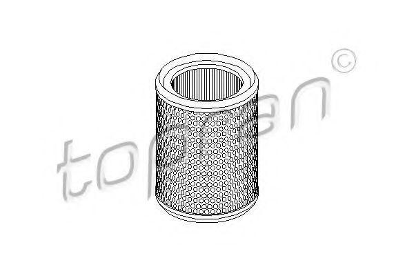 Фильтр воздушный HANS PRIES/TOPRAN 720954