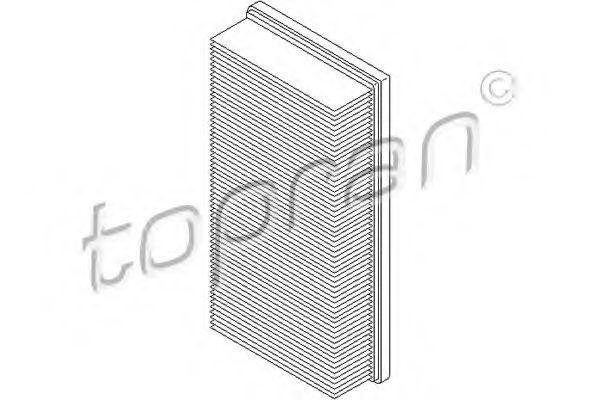 Фильтр воздушный HANS PRIES/TOPRAN 720957