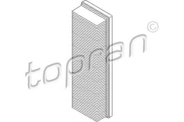 Фильтр воздушный HANS PRIES/TOPRAN 720976