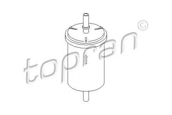Фильтр топливный HANS PRIES/TOPRAN 720937
