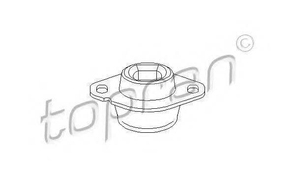 Опора двигателя HANS PRIES/TOPRAN 720 187
