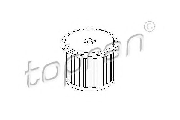 Фильтр топливный HANS PRIES/TOPRAN 720945
