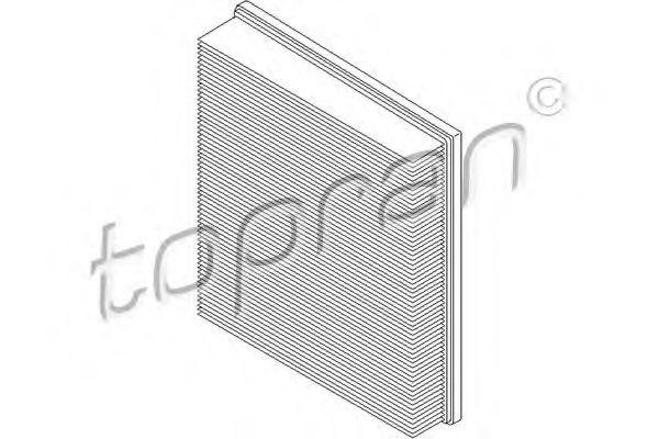 Фильтр воздушный HANS PRIES/TOPRAN 500235
