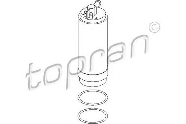 Насос топливный HANS PRIES/TOPRAN 112461