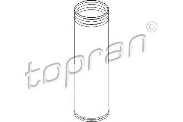 Пыльник амортизатора HANS PRIES/TOPRAN 501 694