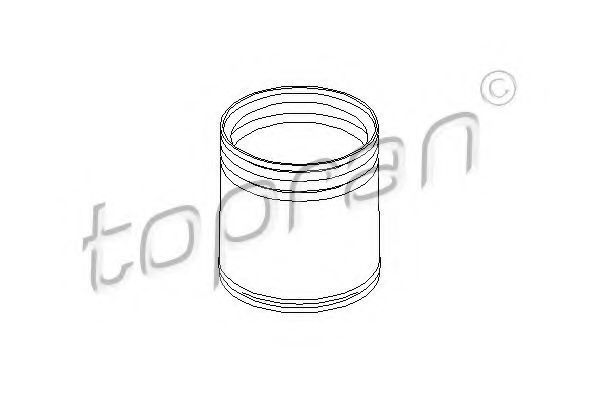 Пыльник амортизатора HANS PRIES/TOPRAN 501 693