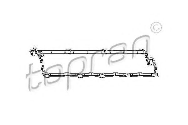 Прокладка клапанной крышки HANS PRIES/TOPRAN 207715