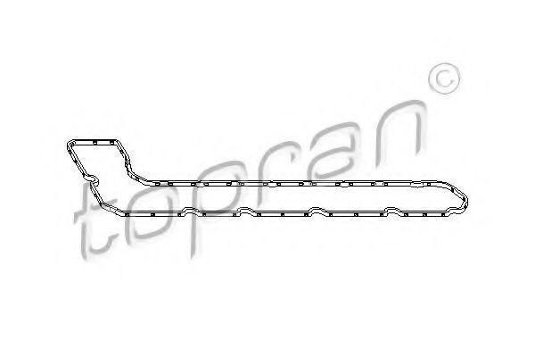 Прокладка клапанной крышки HANS PRIES/TOPRAN 722538