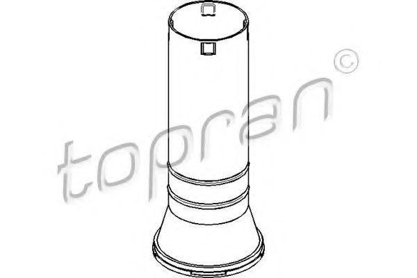 Пыльник амортизатора HANS PRIES/TOPRAN 112868