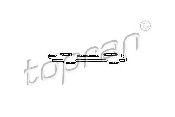 Прокладка клапанной крышки HANS PRIES/TOPRAN 722443