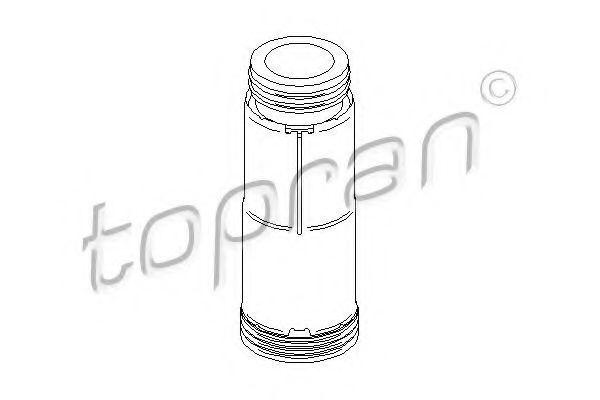 Прокладка, корпус свечи TOPRAN 501754