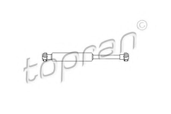 Амортизатор капота HANS PRIES/TOPRAN 501 805