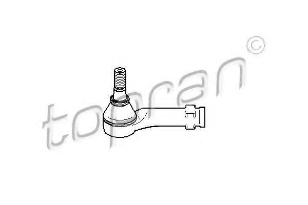 Наконечник рулевой тяги HANS PRIES/TOPRAN 304 124