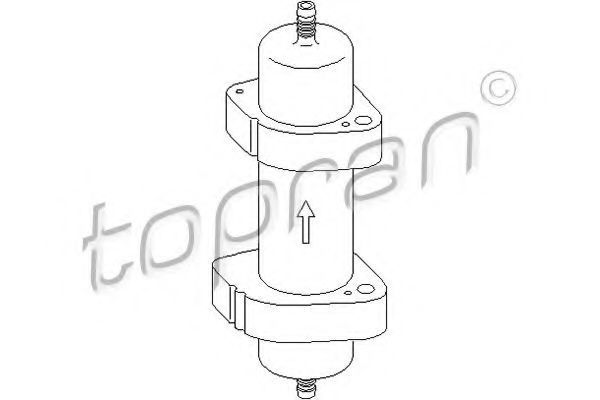Фильтр топливный HANS PRIES/TOPRAN 112950