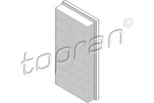 Фильтр воздушный HANS PRIES/TOPRAN 722558
